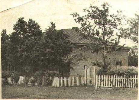 старое фото школы